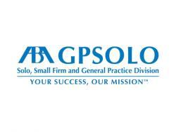 ABA GPSolo logo