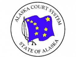 Alaska Court System logo