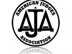 American Judges Association logo