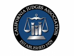 California Judges Association Logo