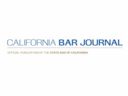 California Bar Journal Logo