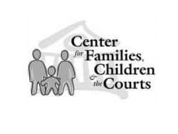 Center for Families Children and the Court Logo