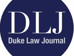 Duke Law Journal Logo