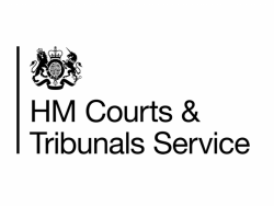 HMCTS Logo