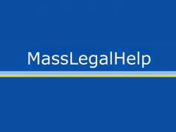 Evaluation: Massachusetts LegalHelp.org Website Usability (Massachusetts 2004)