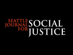 Seattle Journal of Social Justice Logo
