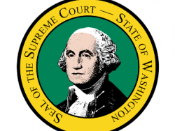 Supreme Court of Washington Seal