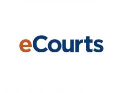 eCourts logo