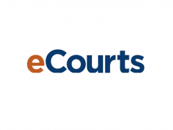eCourts Conference Logo