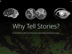 Resource: Why Tell Stories? (Esri 2018)