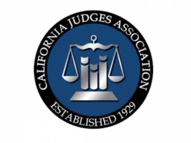 California Judges Association Logo