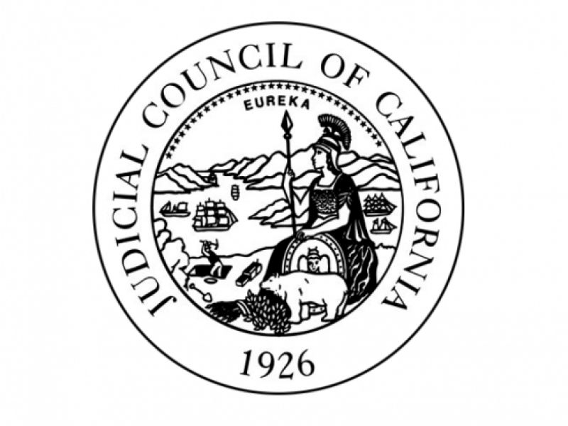 Judicial Council of California Seal