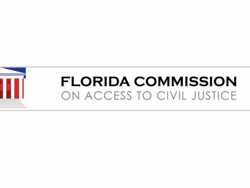 Florida Access to Civil Justice Commission Logo