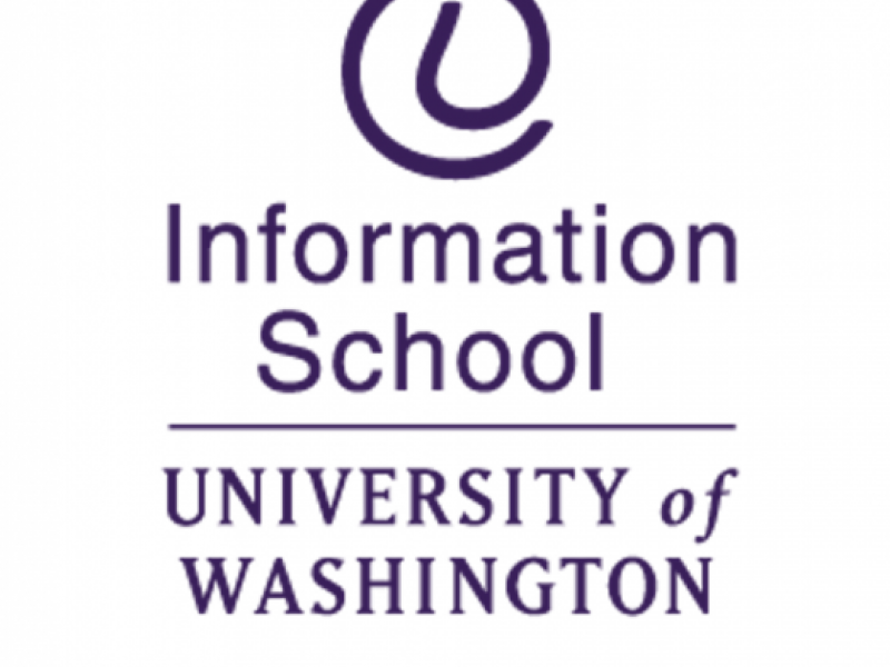 Information School University of Washington Logo