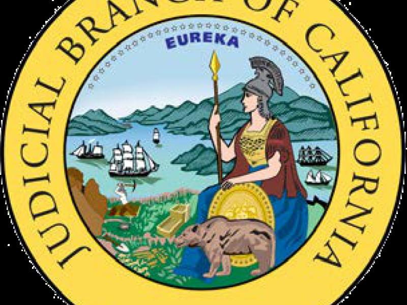 Judicial Branch of California Logo