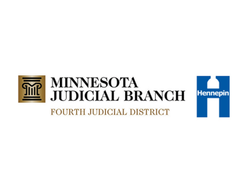 Minnesota Judicial Branch Fourth District Court Logo