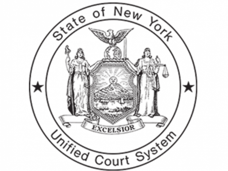 State of NY Unified Court System Logo