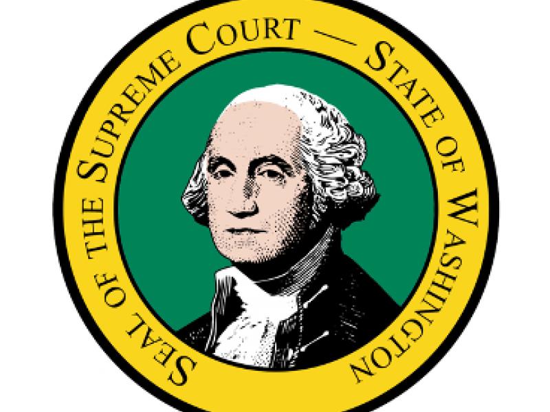 Supreme Court of Washington Seal